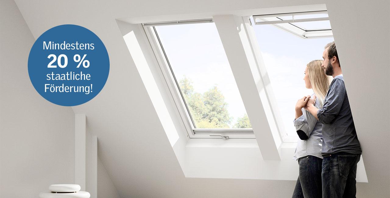 dachfenster austauschen renovieren