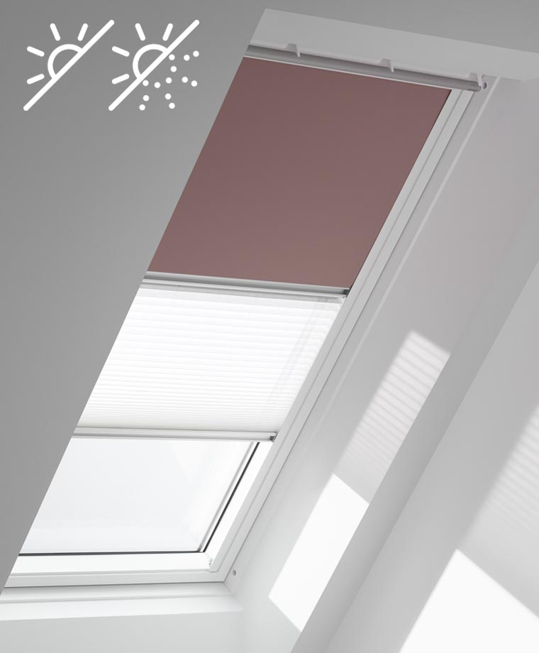 velux duo blackout roller blinds dfd