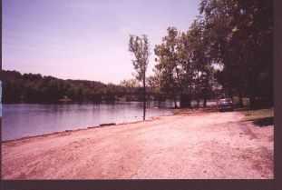 An Ozarks Lake
