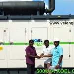 500kva generators prices