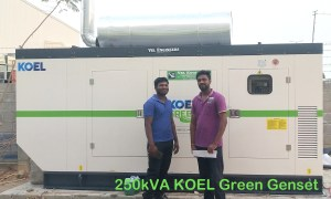 250kva generator prices