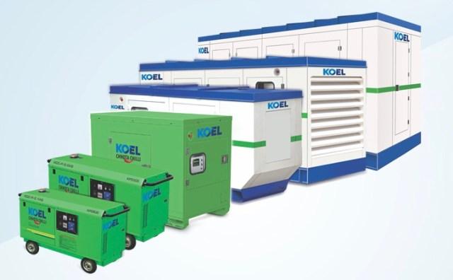 Used generators in Chennai