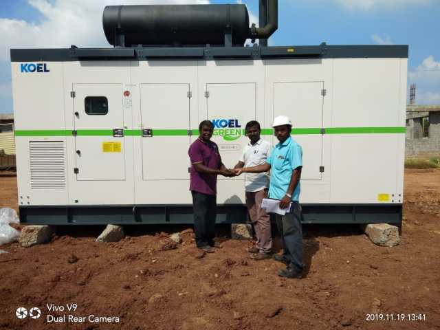 Generator Dealers in Kanchipuram