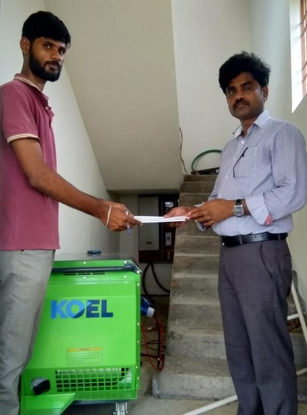 5kVA DGSet Prices in Chennai