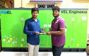 35kVA DGSet Prices in Chennai