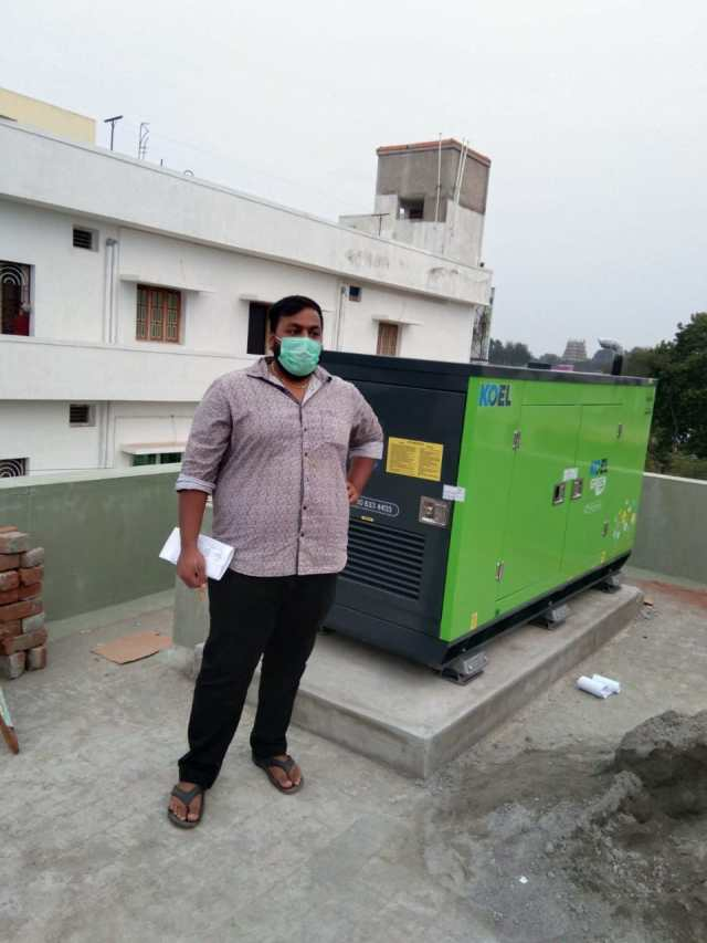Best Generator Dealers in Chennai