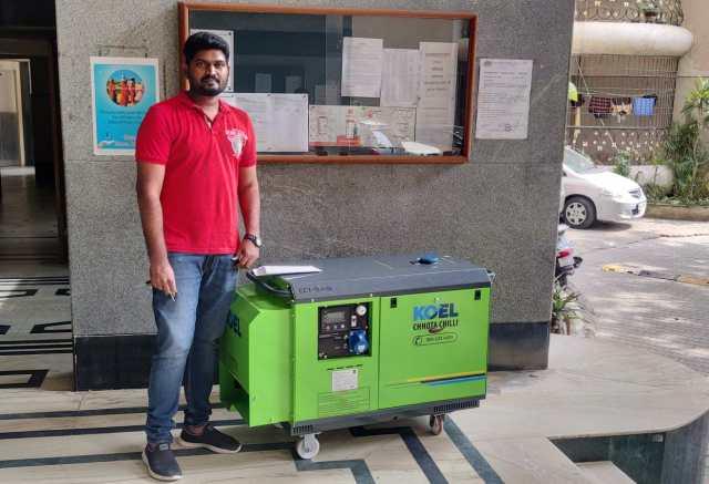 Generators for Hospitals