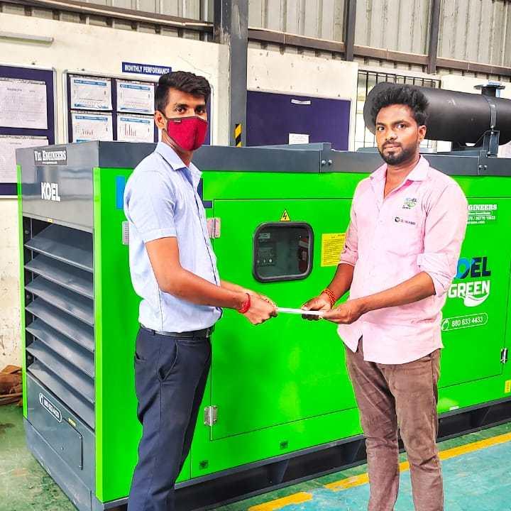 Kirloskar Generator Price in Chennai