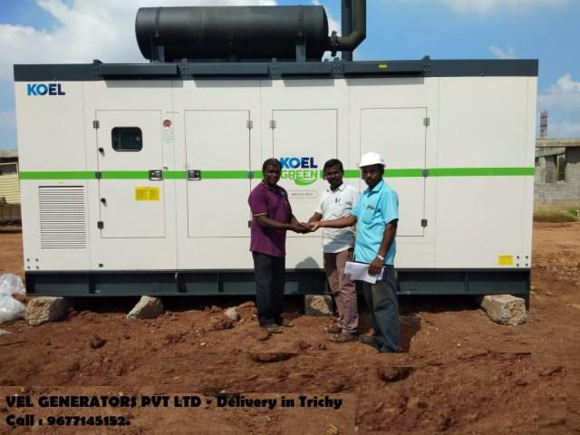 320kVA Generator Price in Chennai