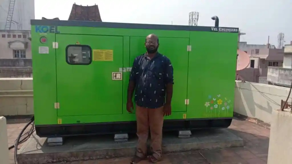 Generator Dealers in Kanchipuram