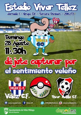 CARTEL vs RIVER MELILLA X3 1 wp