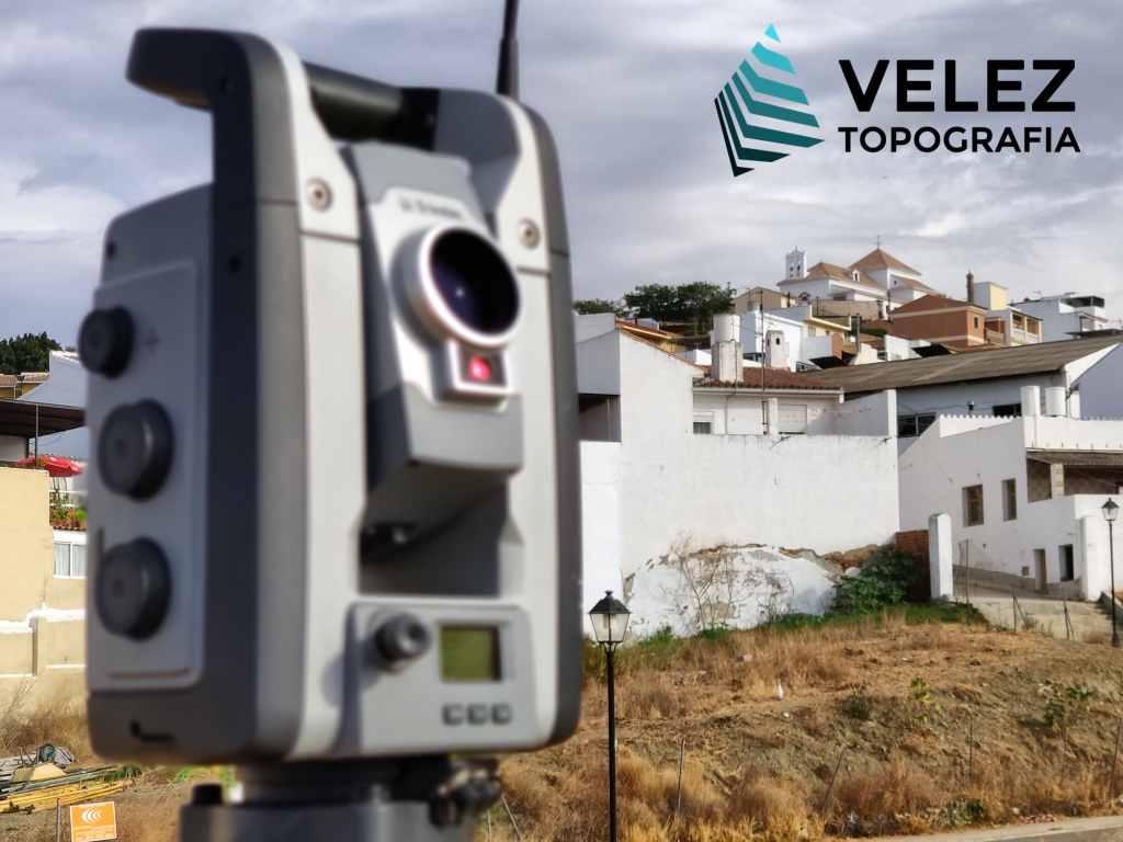 Levantamiento topográfico en Velez Málaga