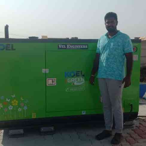 Anti Vibration Mounting for Generators