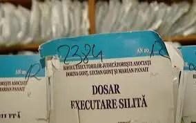 executari silite ilegale