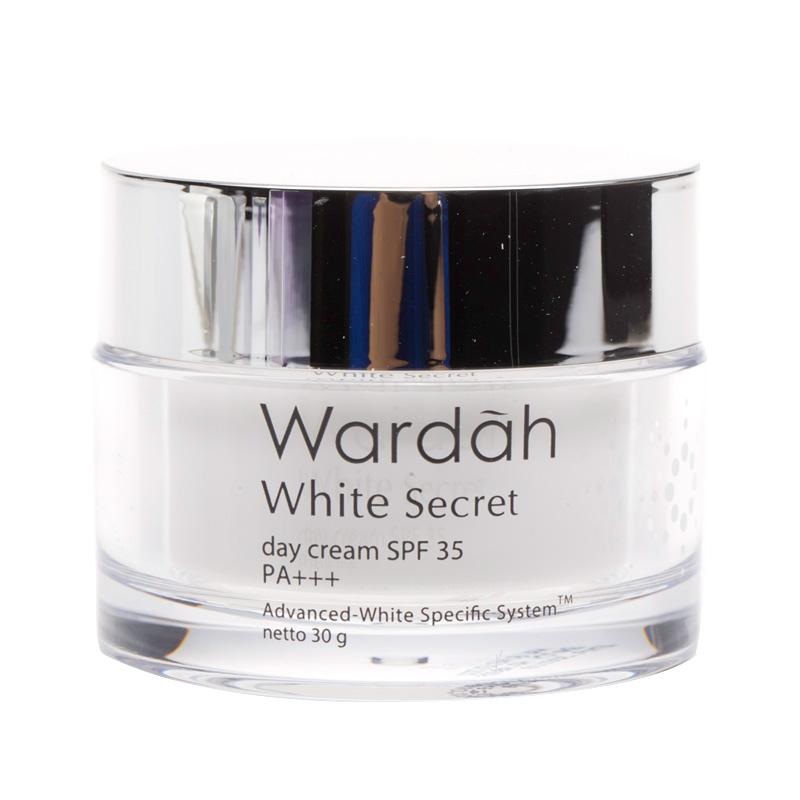 Wardah White Secreet Day Cream evelvania