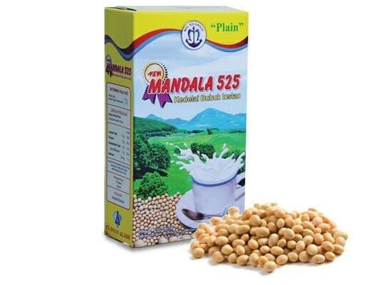 Susu Kedelai New Mandala 525