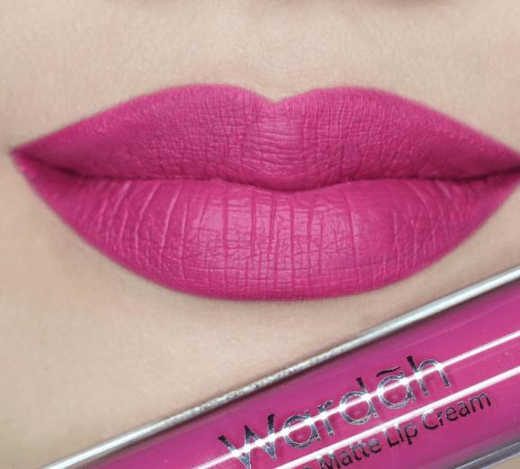 10 Rekomendasi Lip Cream Wardah untuk Bibir Hitam dan Kulit Sawo Matang