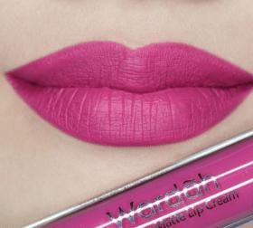 Wardah Exclusive Matte Lip Cream Shade Fuschionately