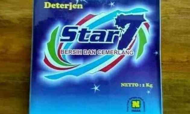 Deterjen Star 7