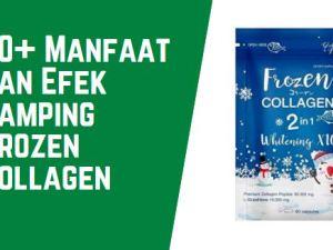 30+ Manfaat dan Efek Samping Frozen Collagen