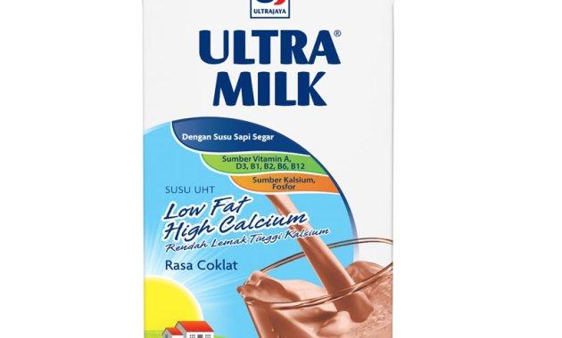 Ultra Milk Low Fat High Calcium
