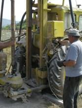 Masina za busenje bunara - masinsko busenje - velja potic, pirot, veliki jovanovac