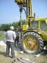 velja potic - masina za busenje bunara