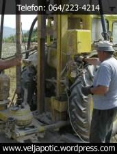 masina za busenje bunara, dubinsko masinsko busenje kamena
