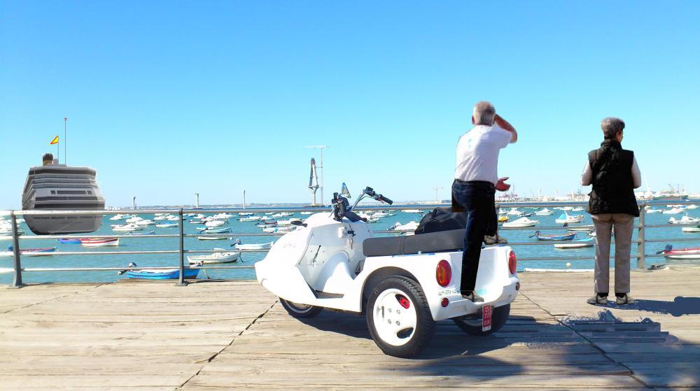Crowd-Funding eMoTria Club, Clean-Tech de electro-movilidad para Turismo senior