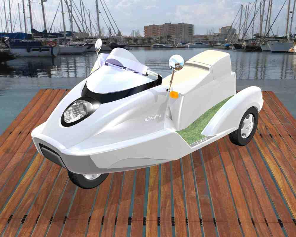 Velmus: Vehículos Eléctricos Livianos para Movilidad Urbana Sostenible (1/4)