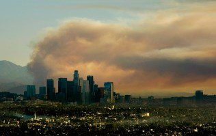 Pictures in the News: Baldwin Hills
