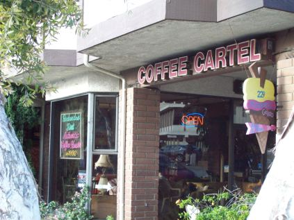 good coffee shop