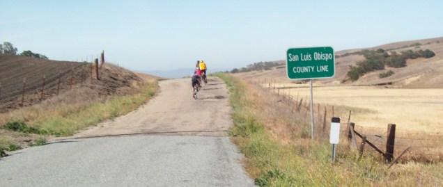 descending Hog Canyon Road