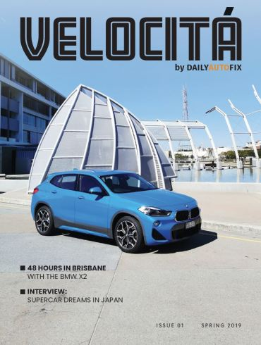Velocita by Daily Auto Fix Spring 2019