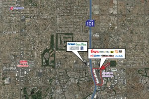Shea Boulevard and Loop 101 - SEC 4
