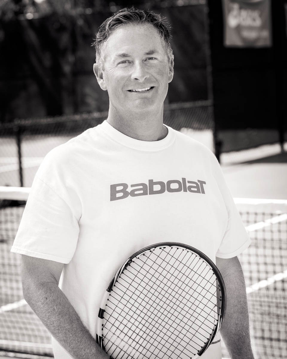 About Velocity Tennis with Coach Glen Meloy