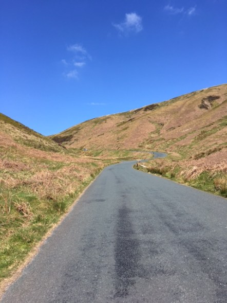 Climbing up the Trough of Bowland