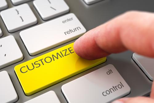 customizer