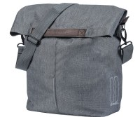 Sacoche Basil City Shopper Gris Clair