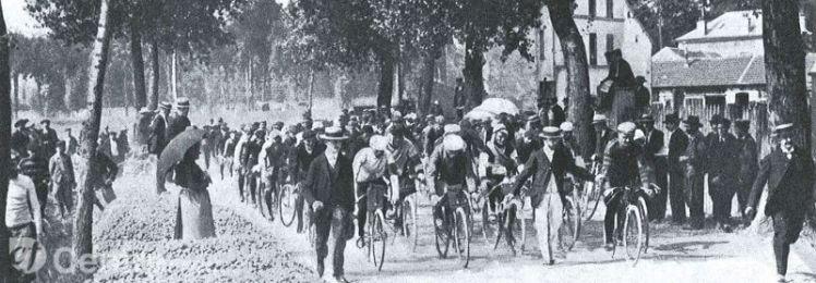Tour de France history
