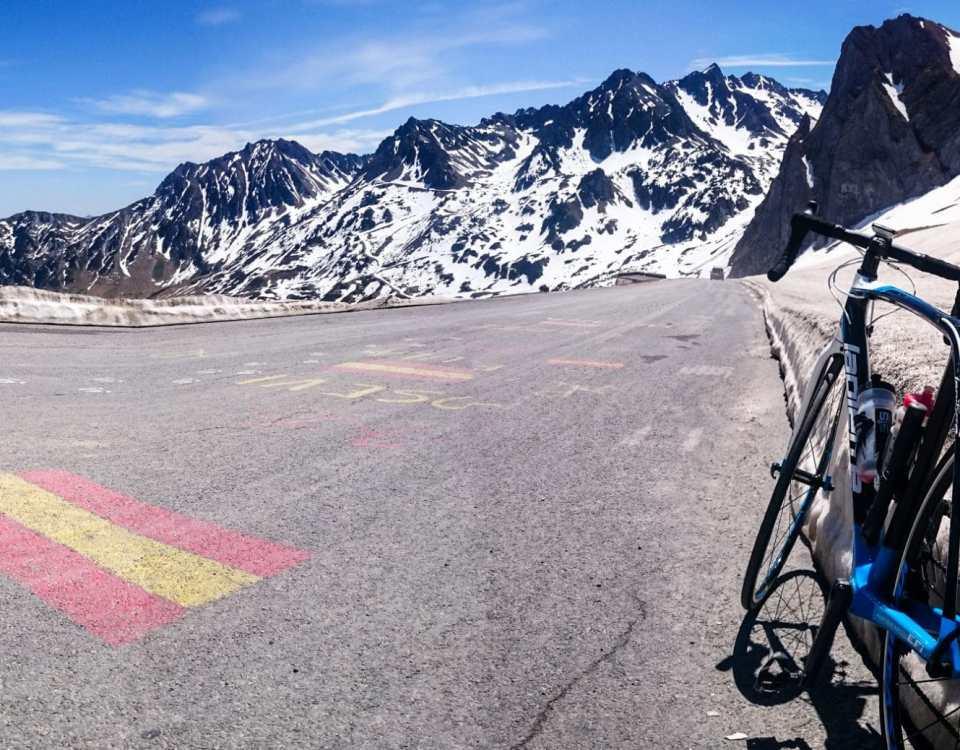 Col du Tourmalet open