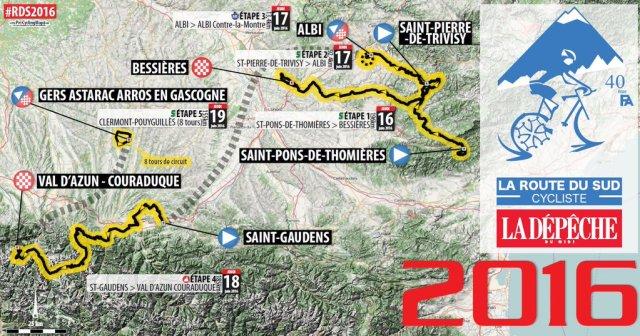 Route du Sud 2016