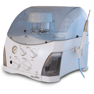 Aquacut Quattro Jnr. Dental Air Abrasion and Air Polishing Unit