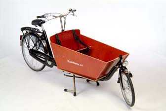 Vélo Backfiets CargoBike Long.