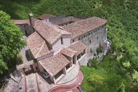 Convento San Giacomo à Poggio Bustone