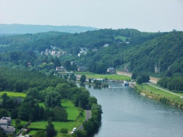 Vallée de la Meuse - Port de Beez