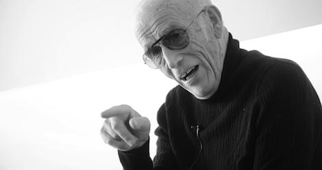 Toni Maier, fondateur d'Assos. © Ti-Press / Gabriele Putzu