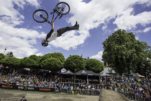Bike Days: Soleure fait la fête au vélo du 8 au 10 mai
