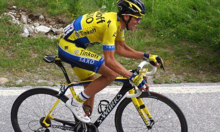 Contador et Porte favoris du Giro