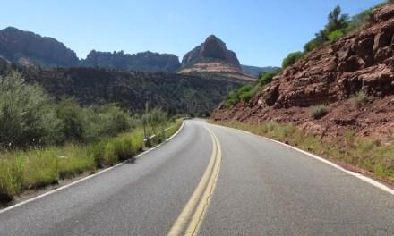 A vélo vers le passé sur la Route 66